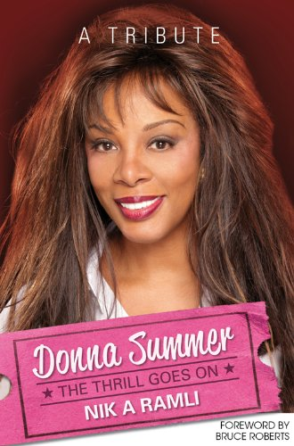 9781846249518: Donna Summer The Thrill Goes On: A Tribute