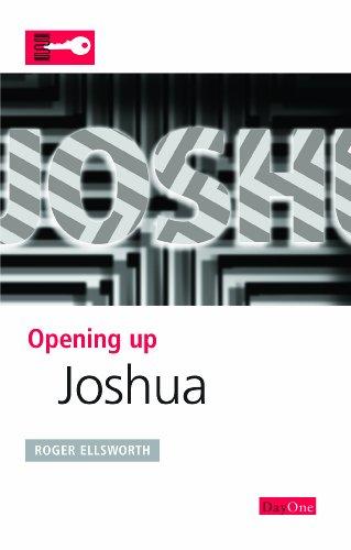 9781846251184: Joshua (Opening Up)