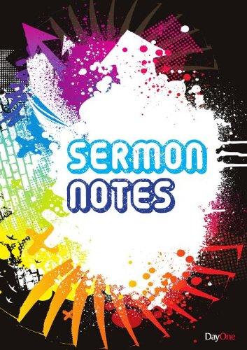 9781846253324: Sermon Notes