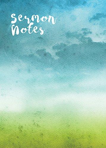 9781846255342: Sermon Notes: Watercolour Cover