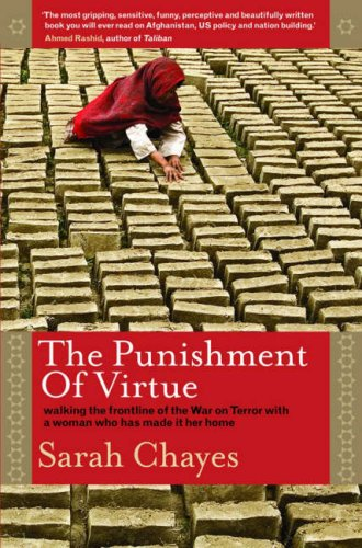9781846270758: The Punishment of Virtue: Walking the Frontline of the War on Terror with a Woman Who Has Made it Her Home