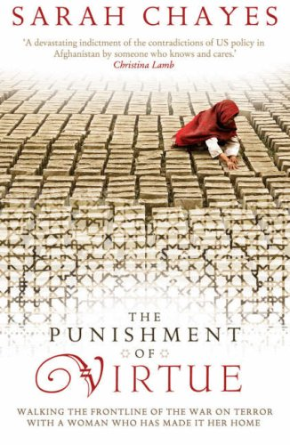 9781846270765: The Punishment of Virtue: Walking the Frontline of the War on Terror with a Woman Who Has Made it Her Home