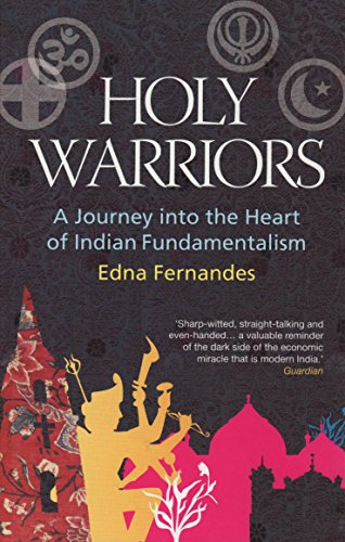 9781846270970: Holy Warriors: A Journey into the Heart of Indian Fundamentalism