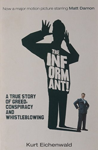 9781846272554: The Informant (Film Tie in)