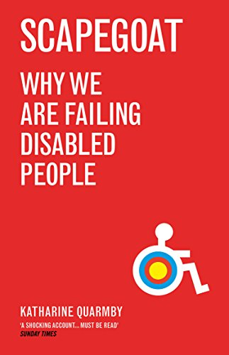 9781846273223: Scapegoat: Why We Are Failing Disabled People