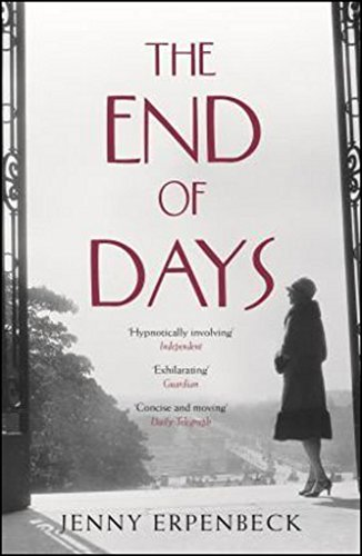 The End of Days: Erpenbeck, Jenny
