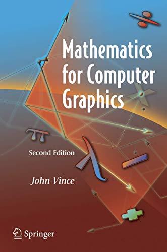9781846280344: Mathematics for Computer Graphics