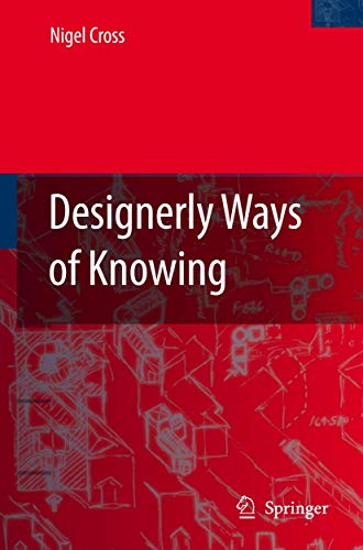 9781846283000: Designerly Ways of Knowing