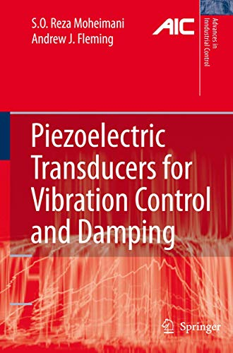 9781846283314: Piezoelectric Transducers for Vibration Control and Damping (Advances in Industrial Control)