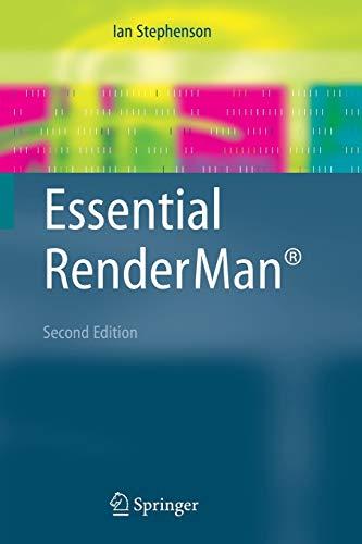 9781846283444: Essential RenderMan
