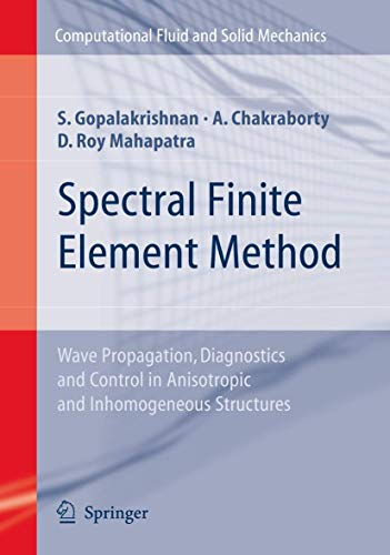 Spectral Finite Element Method: Gopalakrishnan Srinivasan
