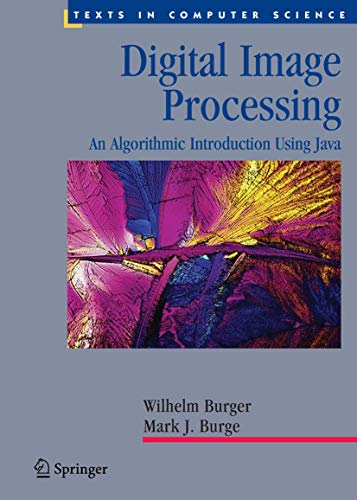 9781846283796: Digital Image Processing: An Algorithmic Introduction using Java