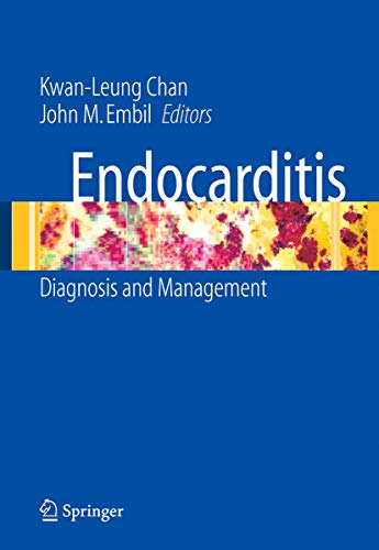 Endocarditis: Diagnosis and Management (Hardback)