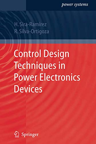 9781846284588: Control Design Techniques in Power Electronics Devices (Power Systems)