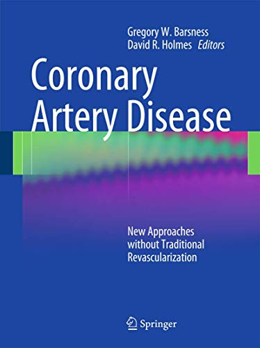 9781846284601: Coronary Artery Disease: New Approaches Without Traditional Revascularization