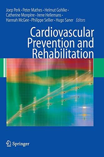9781846284625: Cardiovascular Prevention and Rehabilitation