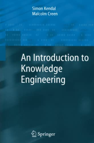9781846284755: An Introduction to Knowledge Engineering