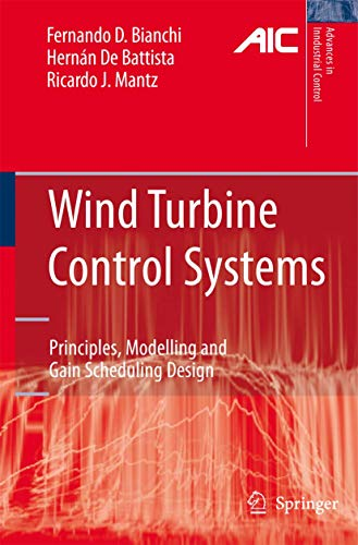 9781846284922: Wind Turbine Control Systems: Principles, Modelling and Gain Scheduling Design (Advances in Industrial Control)