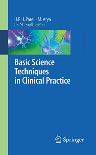 9781846285462: Basic Science Techniques in Clinical Practice