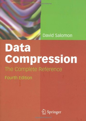 9781846286025: Data Compression: The Complete Reference