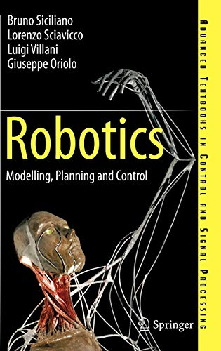 9781846286414: Robotics: Modelling, Planning and Control (Advanced Textbooks in Control and Signal Processing)