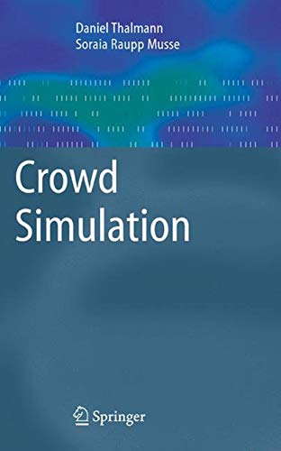 9781846288241: Crowd Simulation