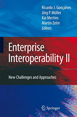 Enterprise Interoperability II: Ricardo J. Gonçalves