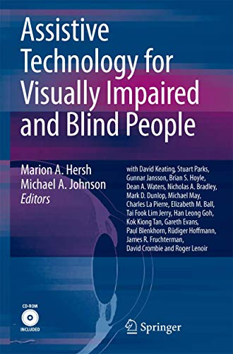 Assistive Technology for Visually Impaired and Blind People: Marion A. Hersh