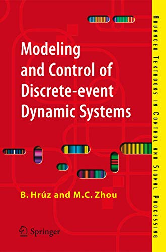 9781846288722: Modeling and Control of Discrete-event Dynamic Systems: with Petri Nets and Other Tools (Advanced Textbooks in Control and Signal Processing)