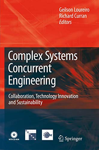 9781846289750: Complex Systems Concurrent Engineering: Collaboration, Technology Innovation and Sustainability