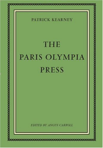 9781846311055: The Paris Olympia Press