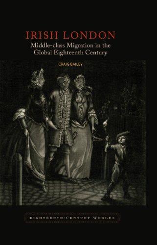 9781846318818: Irish London: Middle-Class Migration in the Global Eighteenth Century (Eighteenth Century Worlds LUP)