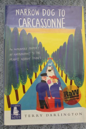 9781846322976: Narrow Dog tp Carcassone (Clipper Large Print)