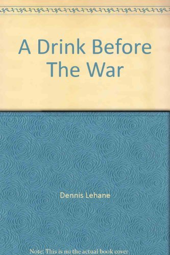 9781846327971: A Drink Before The War