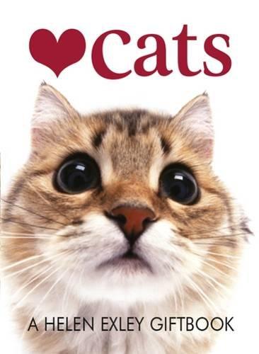 9781846340314: Cats (Helen Exley Giftbooks Series)
