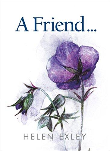 9781846344282: Jewels from Helen Exley: A Friend (HEJ-44282)