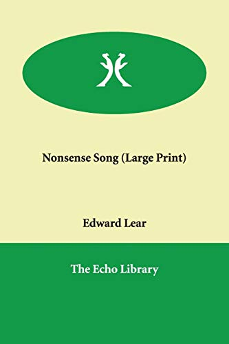 Nonsense Song: Edward Lear