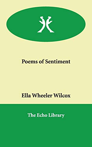 9781846374128: Poems of Sentiment