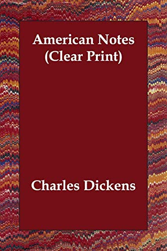 9781846374876: American Notes (Clear Print)