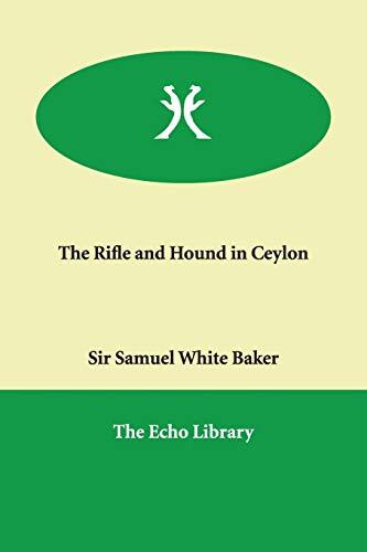 9781846379178: The Rifle and Hound in Ceylon