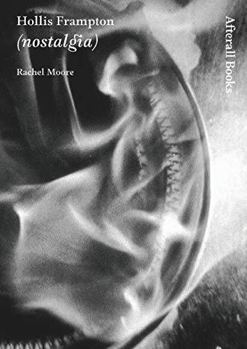 9781846380013: Hollis Frampton: Nostalgia (Afterall Books / One Work)