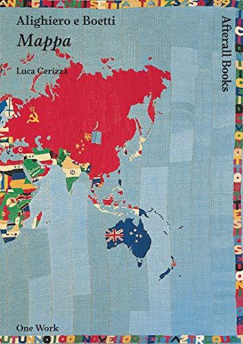 9781846380273: Alighiero e Boetti: Mappa (Afterall Books / One Work)