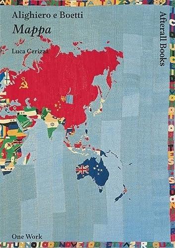 9781846380280: Alighiero e Boetti: Mappa (Afterall Books / One Work)