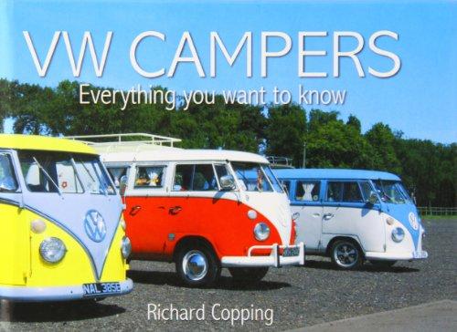 9781846402968: VW Campers