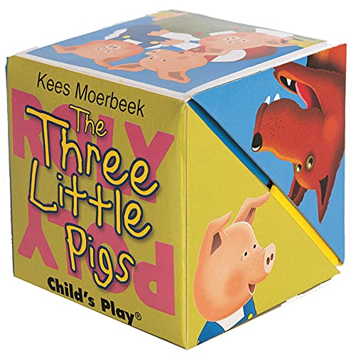 9781846430183: The Three Little Pigs (Roly Poly Box Books) (A Roly Poly Book)