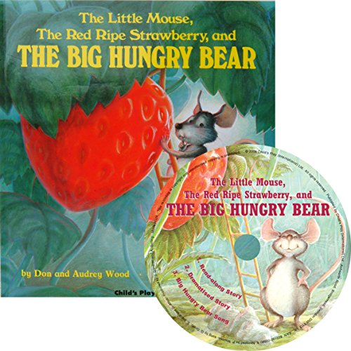 9781846430503: The Little Mouse, the Red Ripe Strawberry and The Big Hungry Bear (Child's Play Library)