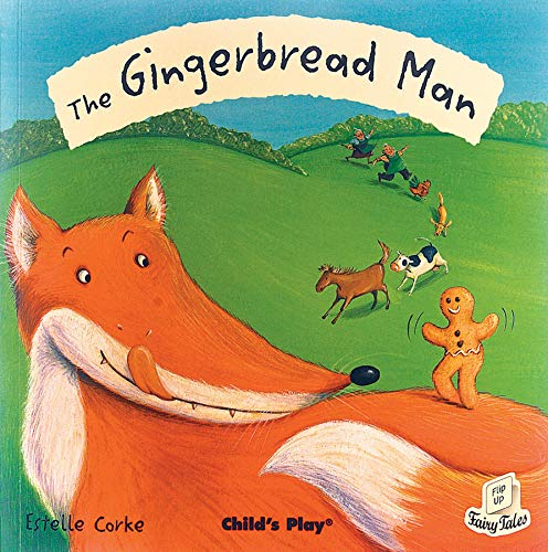 9781846430787: Gingerbread Man (Flip-Up Fairy Tales)