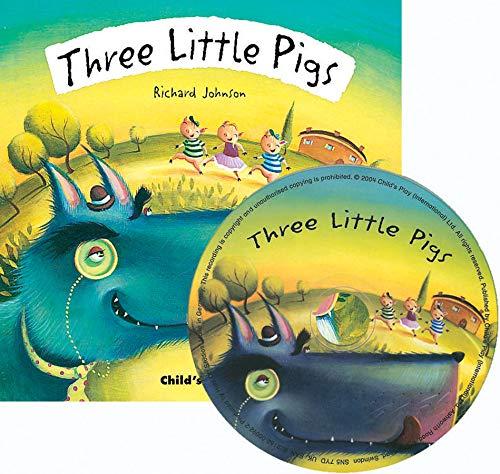 9781846430879: Three Little Pigs (Flip-Up Fairy Tales)