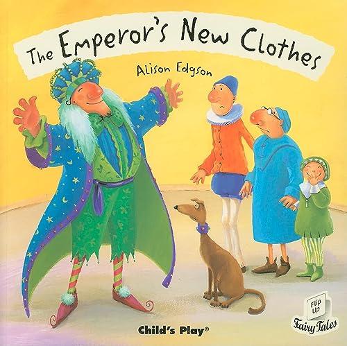 9781846430930: Emperor's New Clothes (Flip-Up Fairy Tales)