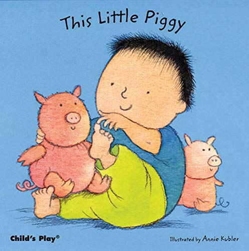 9781846431203: This Little Piggy (Baby Board Books) (Baby Board Books)